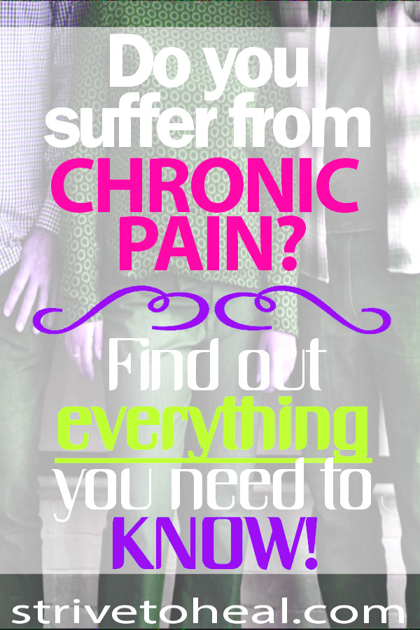 Do you know that chronic pain itself is an illness? This guide will help you to understand your chronic pain condition, so that you can be an informed and empowered patient. In Part 1, find out what the medical community considers to be chronic pain, what the differences are between chronic pain vs acute pain, the different types of chronic pain and why chronic pain or chronic pain syndrome is now considered an illness all of its own.