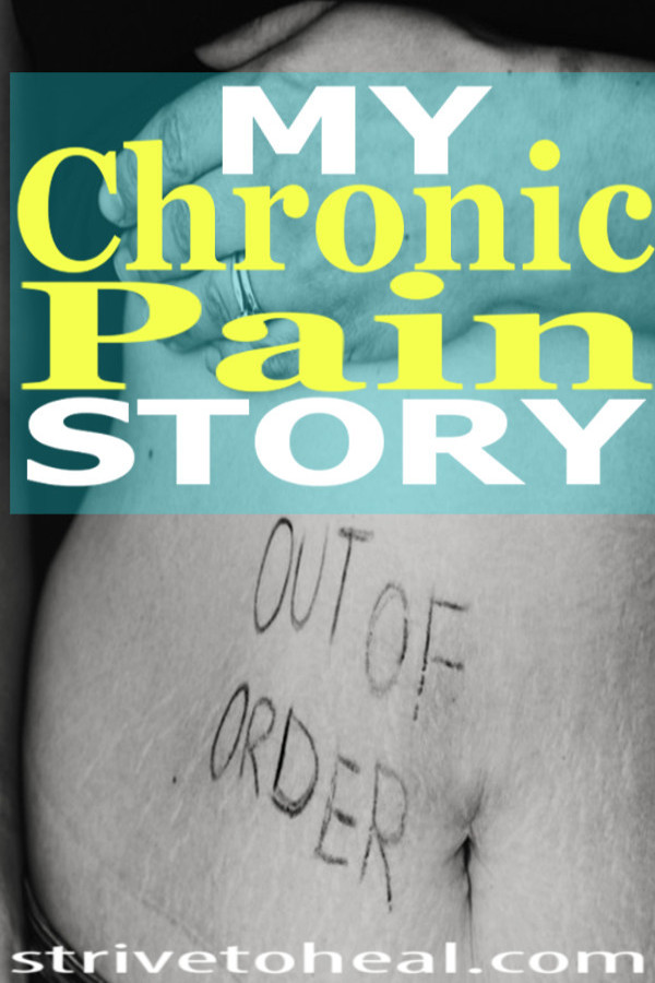 My body fell apart from pregnancy. Find out more about my chronic pain & chronic illness struggles as I document all the knowledge I have gathered over the last several years in order to help others facing a similar difficult path.