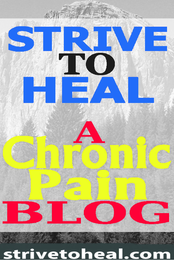 Living with chronic pain is difficult. Find support, motivation, inspiration and hope for living with chronic illness. Learn about different treatments, remedies, therapies, hacks and tips to make living with chronic pain easier.